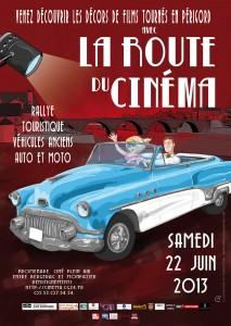 La route du cinéma en Dordogne